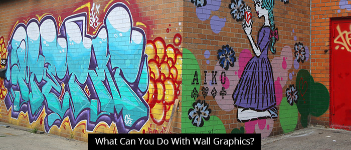 What Can You Do With Wall Graphics?